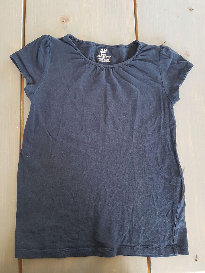 Sæt, Tøjpakke 122 - 128, HM og kappahl
