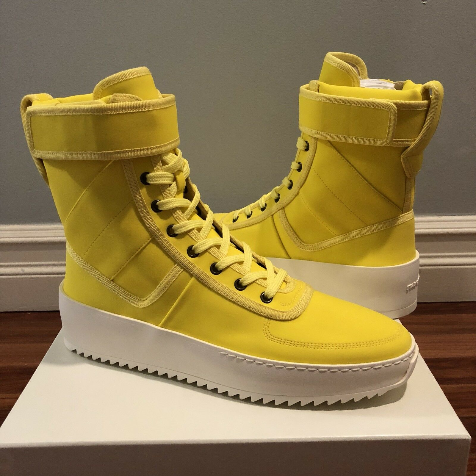 Fear Of God V Files Military Sneaker Size 43 US Size 11 Brand New Jerry Lorenzo