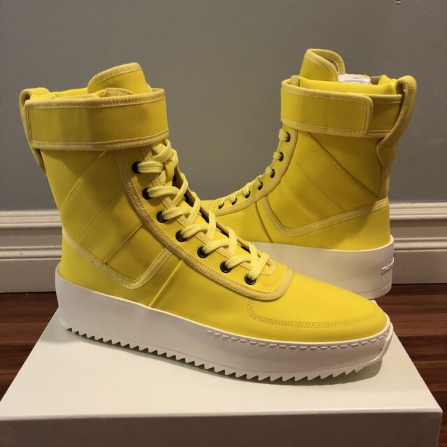 c0c91cbcabbd Fear Of God V Files Military Sneaker Size 43 US Size 11 Brand New Jerry  Lorenzo