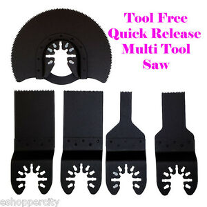 15x Oscillating Multi-tools Saw Blades Compatible for Rockwell Sonicrafter H9N7