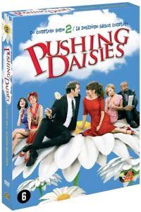COFFRET DVD NEUF SERIE COMEDIE : PUSHING DAISIES - SAISON 2 - FRANCAIS + ANGLAIS