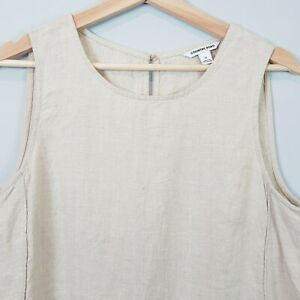 COUNTRY-ROAD-Womens-French-Linen-Blouse-Top-Size-AU-12-or-US-8