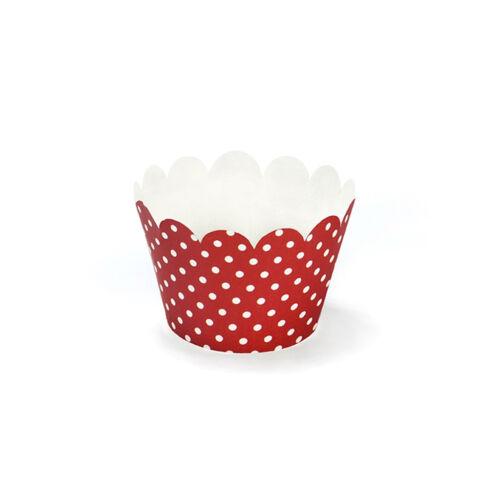 "Cupcake /""Happy Ladybug/"" 6 Stk Muffinförmchen Buffet Geburtstag Party Deko"