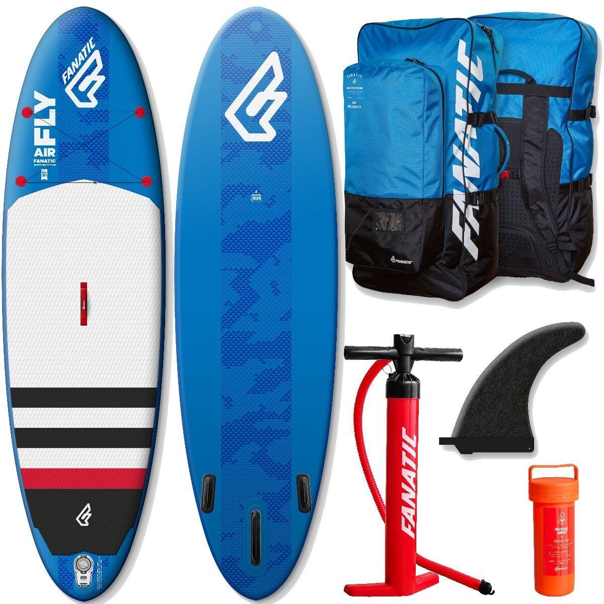 Fanatic Fly Air Hinchable 10.4 SUP Tabla Surf DE REMO TABLA DE SURF