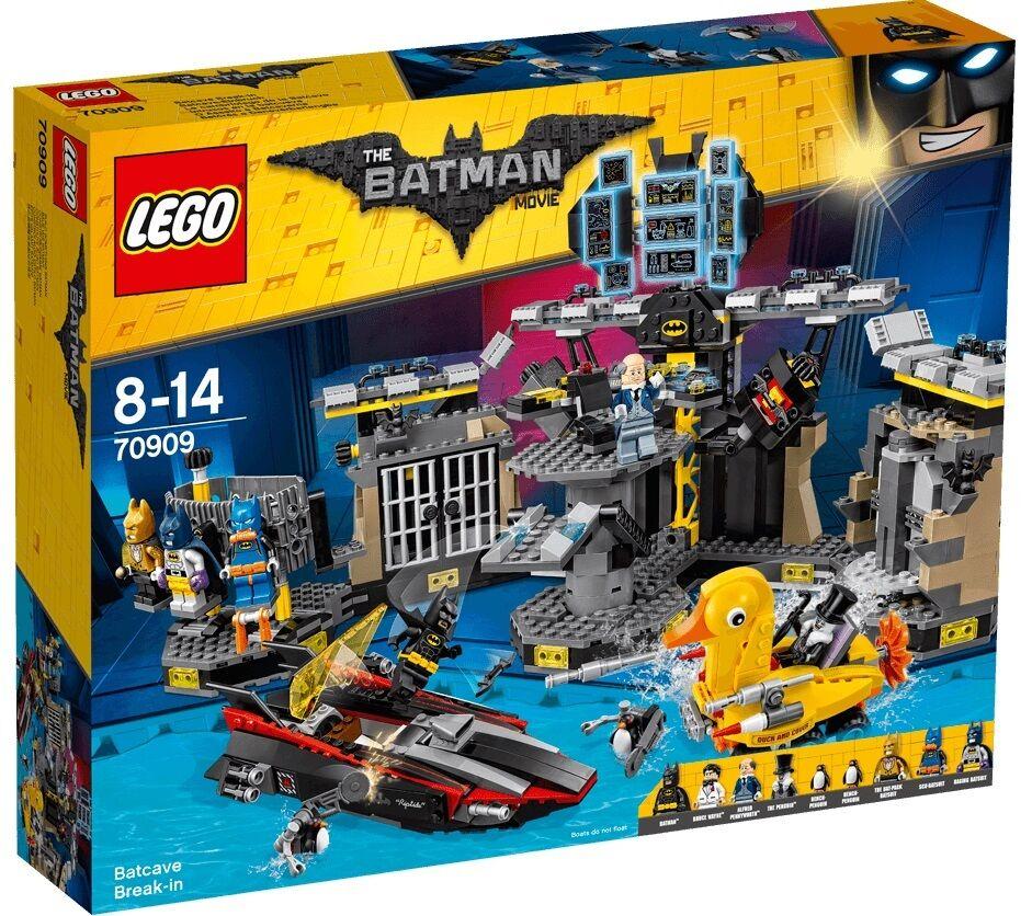 Intrusos en la Batcueva - LEGO THE THE THE MOVIE 70909 - NUEVO a0e372