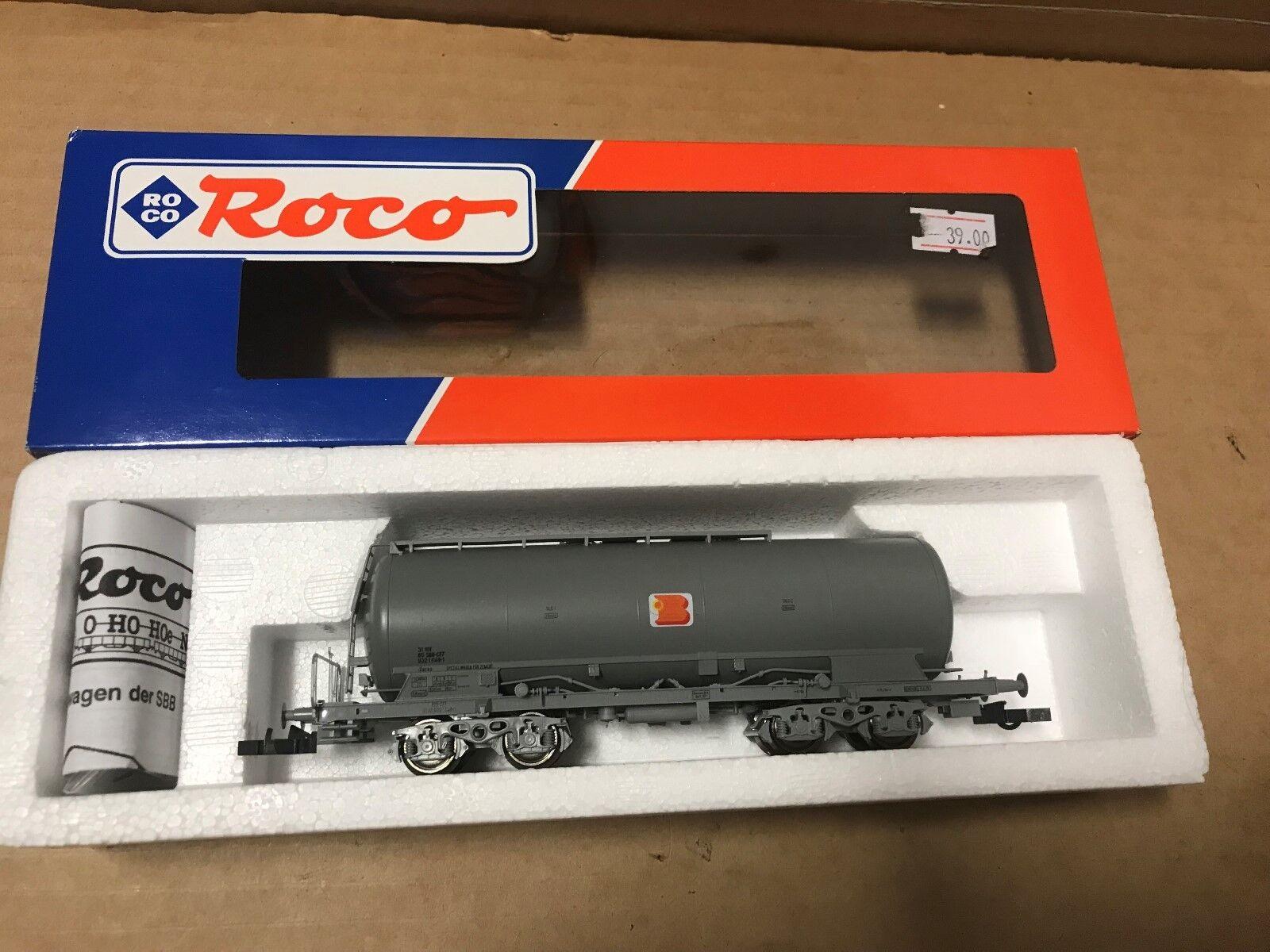 Roco 46497 Vagón Cisterna SBB Nuevo + Emb.orig