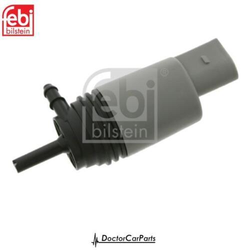 Windscreen Washer Pump Motor F34 318d 320d 320i 328i 330d 335d 335i 13-on Febi