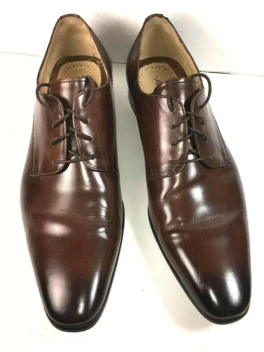 Kenneth Cole Men's Oxfords Sz 11.5 M New York Just-Afiable