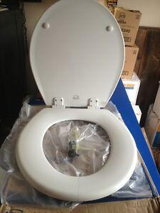 Fine Details About Bemis Model 500Ec Wood Toilet Seat Color White 000 Dailytribune Chair Design For Home Dailytribuneorg