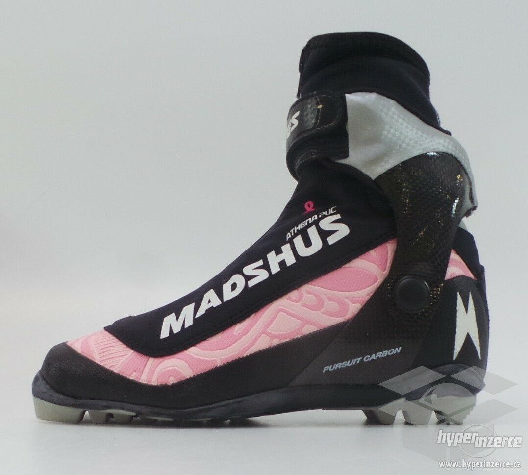 NEW   MADSHUS Athena Carbon Pursuit Skate Damens Nordic Cross Ski NNN Stiefel EU 37