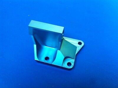 Blue Billet Alloy All In One Alternator Drop Bracket Cosworth YB Anodised