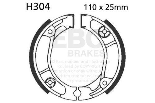 FIT HONDA XR 250 RE//RF 84/>85 EBC Plain Shoe Rear Right