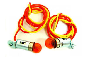Head-Lamp-Turn-Signal-Kit-12-Volt-FORD-1937-40-Car-1940-41-Pickup-FREE-SHIPPING