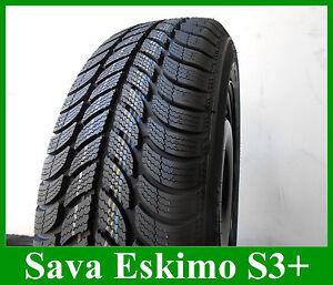 Winterräder auf Stahlfelgen Sava Eskimo S3+ 195/65R15 Volvo C30 , S40 , V50