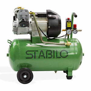 919228-2-Zylinder-Kompressor-V-2-50-Liter-10-Bar-Werkstatt-LKW-320-Liter-min