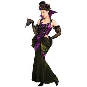 Halloween-Vampir-Lady-Vampirin-Damen-Kostuem-Victorian-Vampiress