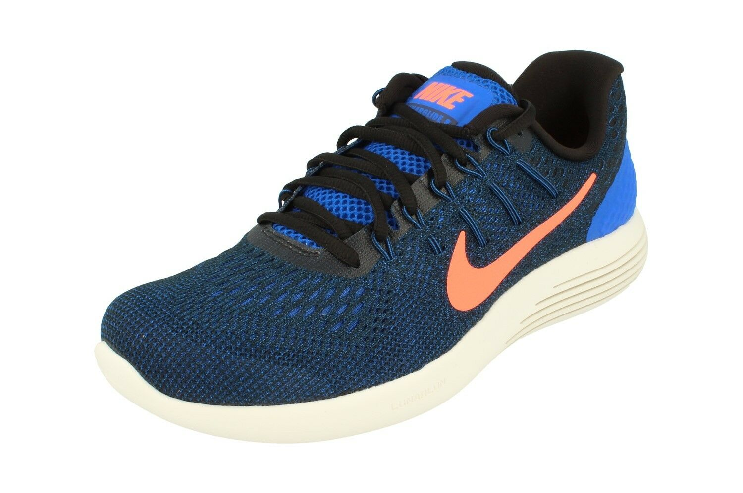Nike Lunarglide Mens 8 Mens Lunarglide Running Trainers 843725 Sneakers Shoes 402 43653b