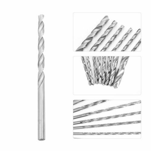 13Pcs 6-20mm M35 Extra Long HSS Drill Bit Set High Speed Steel Woodworking Metal