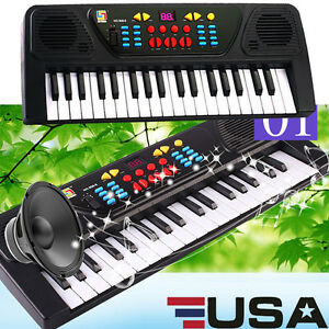 31Keys Digital Music Electronic Keyboard Key Board Gift Electric Piano US STOCK