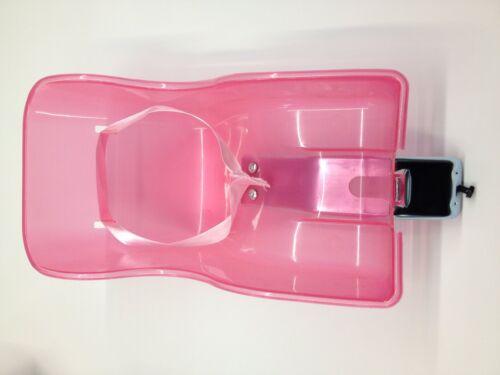 Poupée Dolly Rose Pretty baby SEAT Support pour vélo cadre de montage Rose Plastique