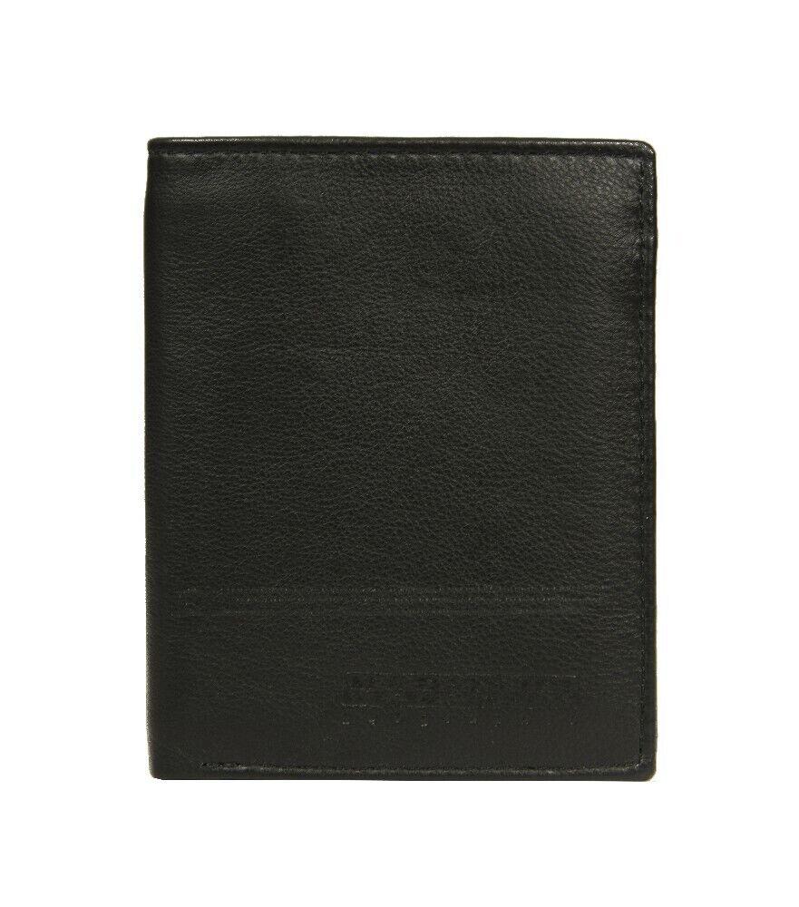 Leather Man Wallet Napapijri Article 4bnn3v15 Floro Vertical Wallet + Coin
