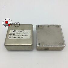 Fei Fe 180 10mhz 12v Sinewave Double Oven Ocxo Crystal Oscillator Replace Mv180