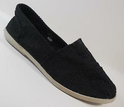NEW Girls Youth/'s SODA OBJECT BLACK//PINK Flats Loafers Shoes SZ 13