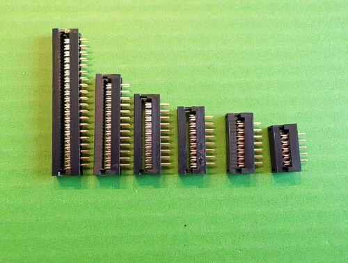 IDC Transition 26 Way DIL x 4 lots 26Way Ribbon 2 Row 2.54mm Matrix Pitch 1 Amp