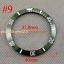 40mm-Red-Black-Blue-Green-Ceramic-Titanium-bezel-insert-fit-GMT-automatic-watch thumbnail 10