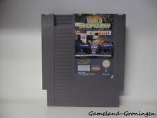 Nintendo NES Game: Nigel Mansell's World Championship [PAL B] (NOE) --RARE--