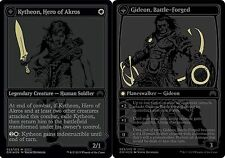 Kytheon, Hero of Akros Gideon, Battle-Forged SDCC 2015 Exclusive Origins Promo