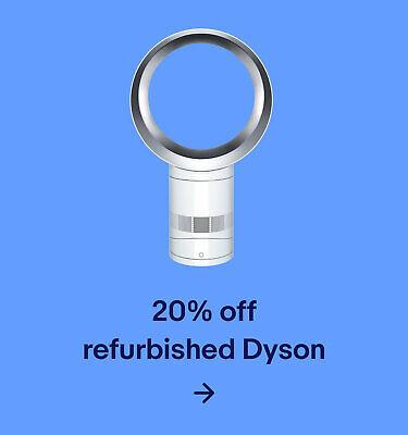 20% off refurbished Dyson