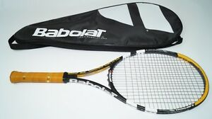 NEW-Babolat-Pure-Storm-LTD-Tennis-Racket-l2-Racket-Strung-Carbon-Xtrem-320g