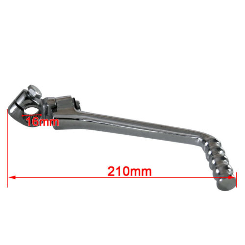 13mm 16mm Kickstart Kick Start Starter Lever for  Dirt Pit Pro Trail Bike 50-250