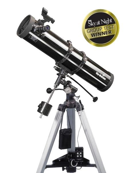 Skywatcher Explorer 130M (EQ2) Motorised Newtonian Reflector Telescope