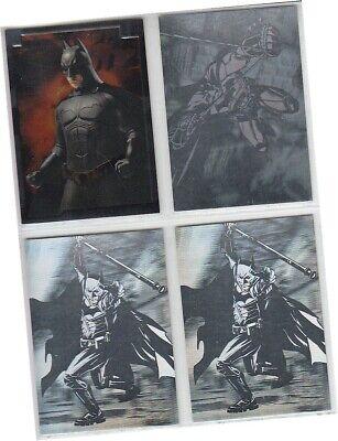 Batman Begins Hologram Chase Card #3