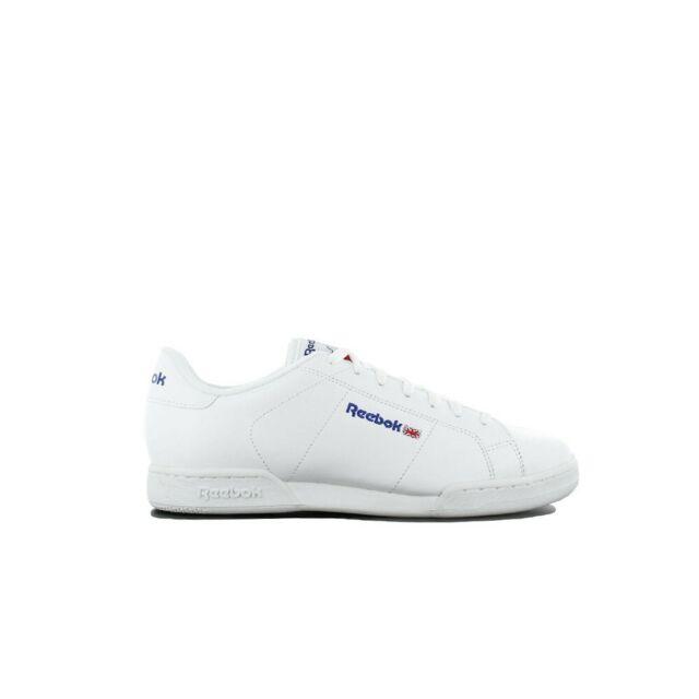 reebok white sports shoes for men