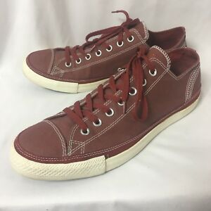 a4e059a990ca53 NEW Converse All Star Chuck Taylor Low Top Shoes Sneakers Men s 12 ...