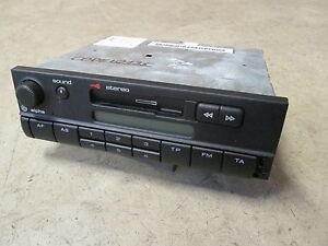 autoradio radio alpha vw polo 6n 6n2 lupo kassette tuner. Black Bedroom Furniture Sets. Home Design Ideas