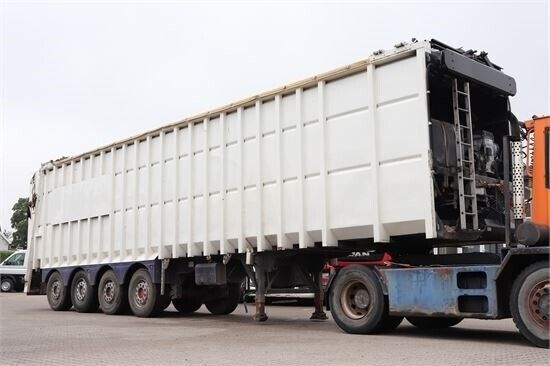 Andet BMI Yard Ejector Trailer 84 M3 - Automatisk...