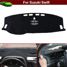 Dash Mat Suit Suzuki Swift RS Sport 06//2005 to 2010 Black  Australian Made