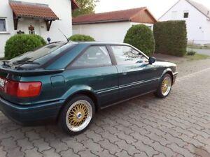 Audi Coupe 2,8 V6 Frontantrieb