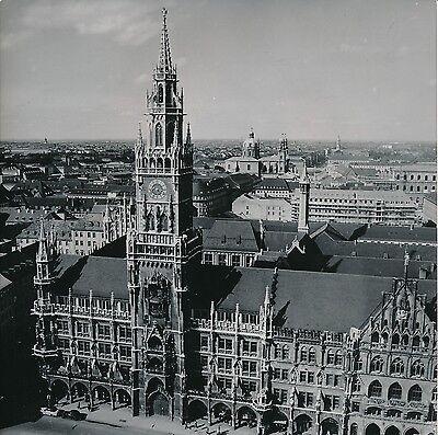 Allemagne C. 1958 - Hôtel De Ville Munich - Div 10430 Gedistribueerd Worden Over De Hele Wereld
