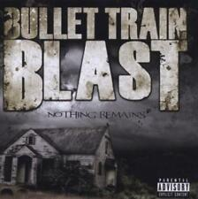 Bullet Train Blast-Bullet Train Blast - Nothing Remains  CD NEU