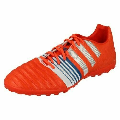 Mens Lace Up Adidas Football Trainers Nitrocharge 3.0