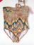Girls-swimming-costume-ex-River-Island-Swimwear-Bandeau-Halter-neck-RRP-14 miniatuur 13