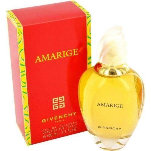 Amarige De Givenchy Mujer 3.3 3.4 OZ (approx. 96.39 g) 100 Ml * * Eau de Toilette Spray Nuevo en Caja Sellado