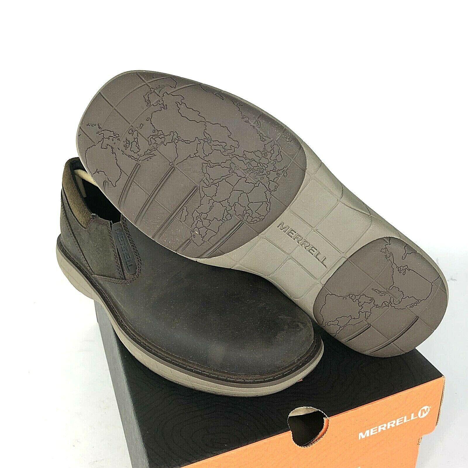 Tienda 2018 Merrell Hombre Talla 8 Vue Moc Tenis Zapatos De