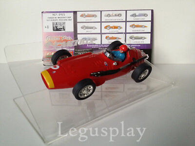 Slot Car Scx Scalextric Cartrix 0921 Maserati 250f Nummer N°2 G.p Delicacies Loved By All