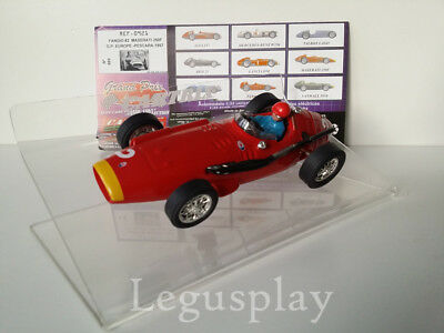 N°2 G.p Delicacies Loved By All Slot Car Scx Scalextric Cartrix 0921 Maserati 250f Nummer